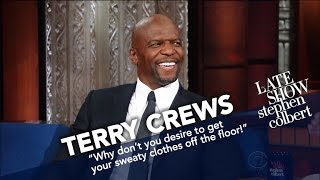 terry crews funny