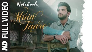 NOTEBOOK: Main Taare Full | Salman Khan | Pranutan Bahl | Zaheer Iqbal | Vishal M | Manoj M