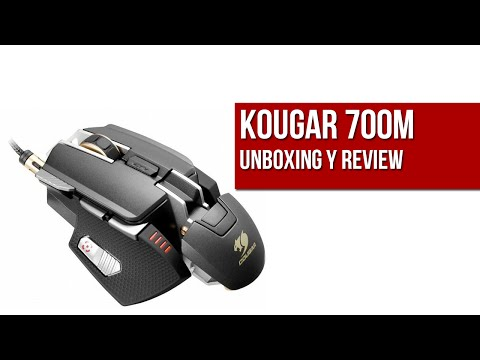 Cougar 700M [Unboxing y review]