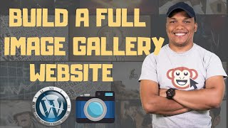 build a Complete Image Gallery Website with WordPress - NextGen Gallery Plugin Tutorial