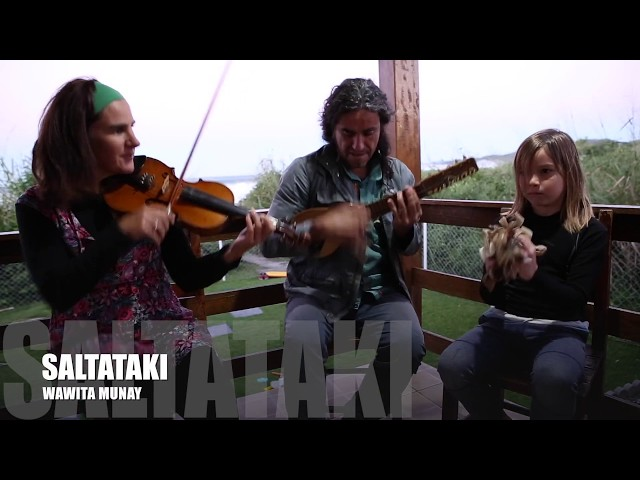ENTREVISTEI A FAMILIA SALTATAKI - Aris.TV, Ep. 75