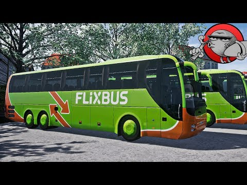 Fernbus Simulator - КОРОТКИЙ РЕЙС