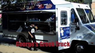 Playa Vista CA 90094 Food Truck Night, Playa California