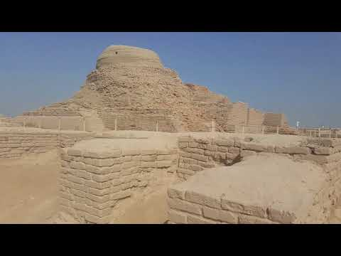 MOHENJO DARO INDUS VALLEY CIVILIZATION DOCUMENTARY | A VISIT TO MOHENJO DARO WITH JAPANESE FRIEND