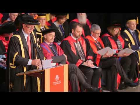 University of Tasmania Winter Graduation 26.08.2017