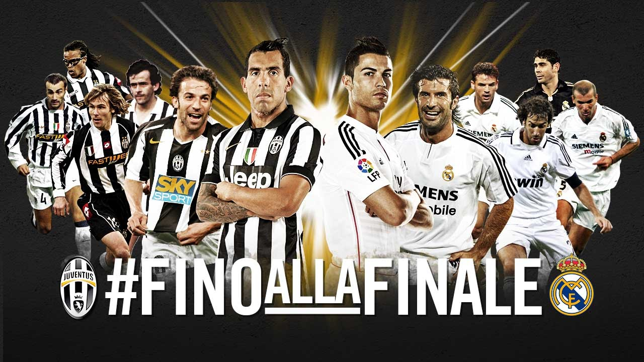 Juventus-Real Madrid preview #finoallafinale - YouTube