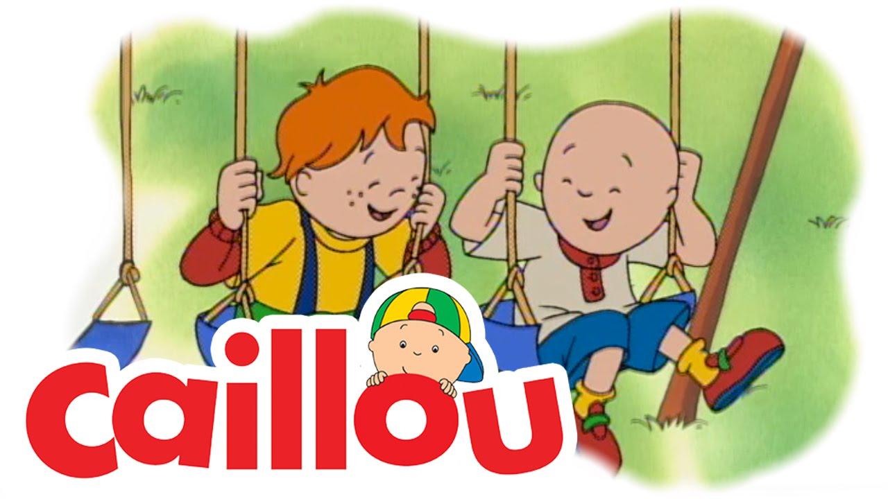 Caillou - Caillou's Fr...