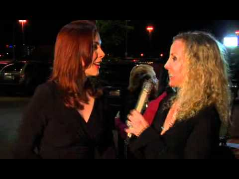 Red Carpet Interview with Susan Graham at Hollywood Park Casino Grand Re-Opening Nov. 11, 2011