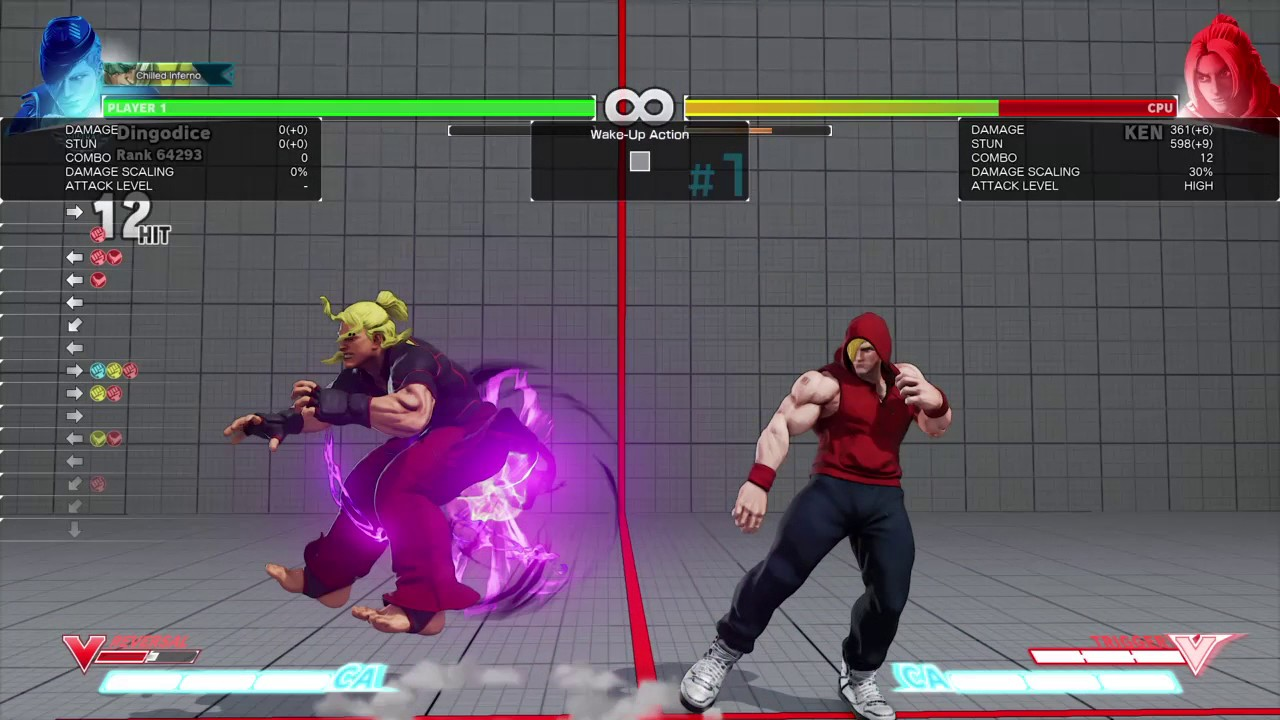 how to stop meaty attack sfv
