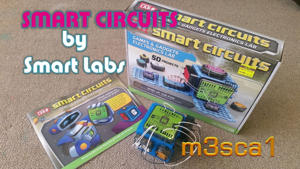 Snap Circuits Junior Youtube Great Installation Of Wiring Diagram Learn About Electronics With Smart By Labs Modular Teaching Aid Rh Com Projects Game