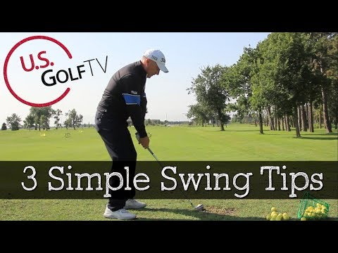 The 3 Simplest Golf Swing Tips That Lower Scores