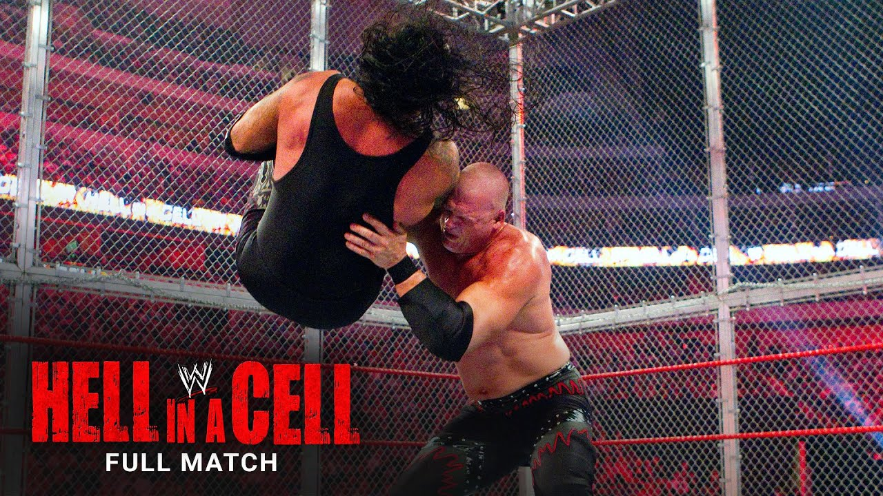 Download FULL MATCH - Kane vs. Undertaker – World Heavyweight Title Hell in a Cell Match: Hell in a Cell