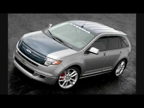 Ford Edge Steeda Sport First On Youtube
