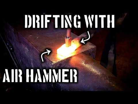 Drifting with the Air Hammer