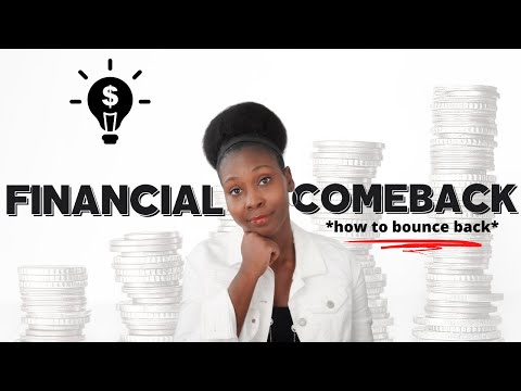 5 Steps to *BOUNCE BACK* After a Money Mistake ⎟FRUGAL LIVING TIPS⎟How to Fix a Money Mistake