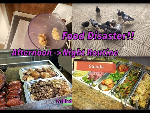 Afternoon to Night difficulties No food in Brazil  Mrs Merchant Navy Fathima Danton