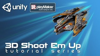 3D SHMUP - Mobile Touch Quick How To