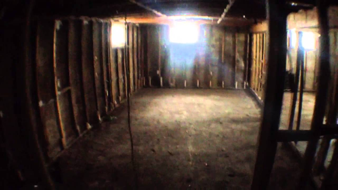 Creepy Basements The Caulking Edition Youtube