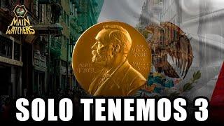 Los ÚNICOS PREMIOS NOBEL que tiene MÉXICO
