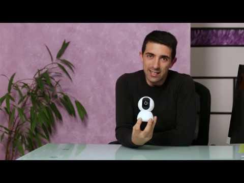 Xiaomi Mijia 1080P Telecamera Panoramica Domestica IP WiFi ...