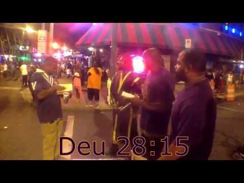 The Israelites Beale Street Edification