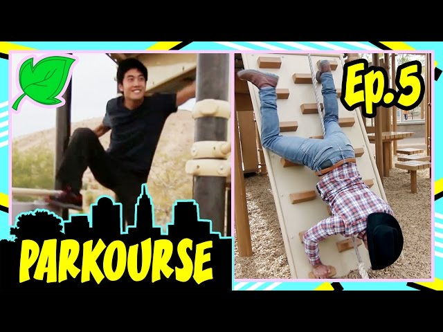 Parkourse Hiking Trail!  (Ep.5)