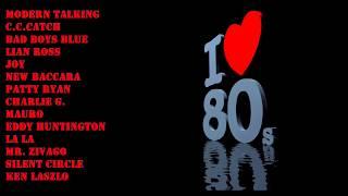 Download lagu EuroDisco Hits 80's  - Vol.1 (Modern Talking, Bad Boys Blue, C.C.Catch, Lian Ross, Silent Circle..)