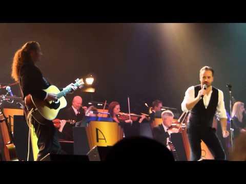 Alfie Boe 'I'm One' live at  Nottingham Arena 03.12.14 HD