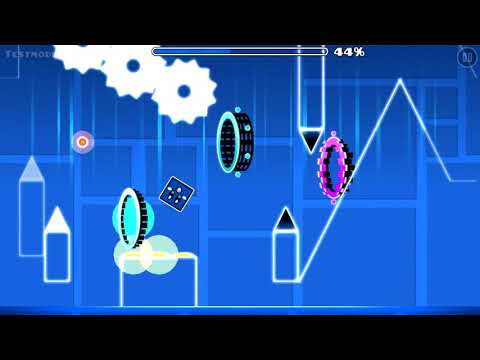 Everybody's Circulation Layout | Geometry Dash [2.1]