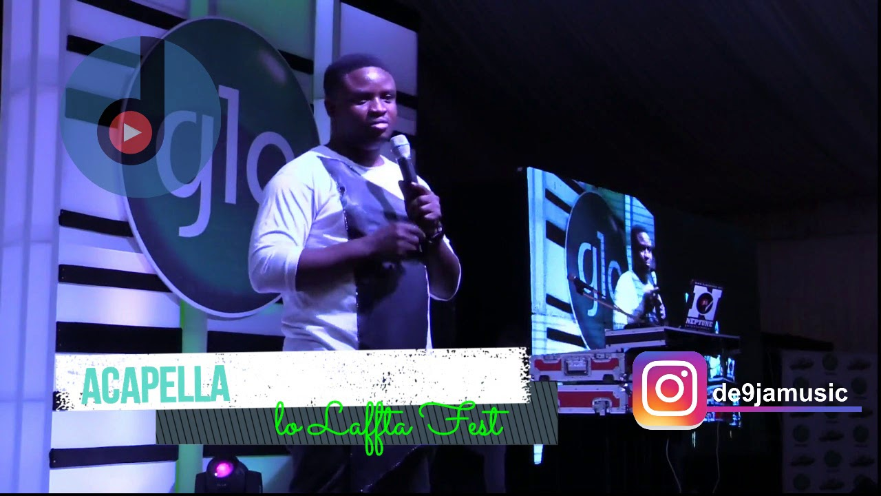 Download ACAPELLA LATEST COMEDY PERFORMANCE, LAGOS