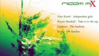 Get Familiar aka. Hard Way Riddim Mix [FULL] [November 2011] [Skiffle D Productions]