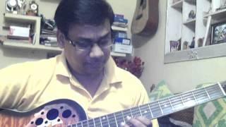 Maine dil se kaha dhoond laana khushi solo on Guitar
