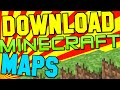 HOW TO DOWNLOAD MINECRAFT MAPS (FREE&EASY) (MAC ONLY)   TUTORIALS WITH MAGIC