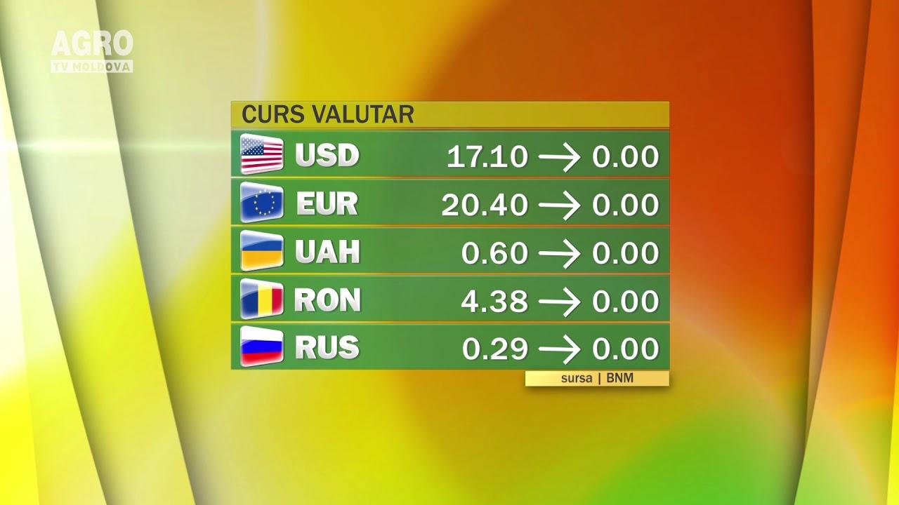 cursul de schimb valutar