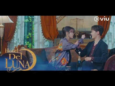 """""""I'm Not The Jealous Type""""   Hotel Del Luna EP15 [ENG SUBS]   Free On Viu"""