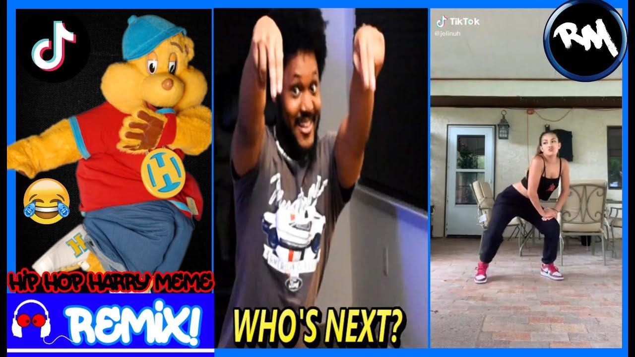 Who's Next (Hip Hop Harry Meme Remix Video) -RM