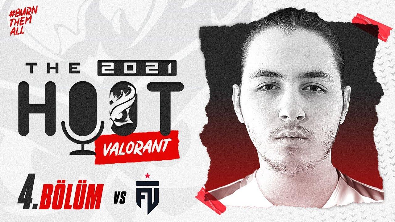 """""""KAHVEHANE DEĞİL, KAFE!"""" - The Hoot - Futbolist Maç İçi Konuşmalar - VALORANT #VCT Challengers"""