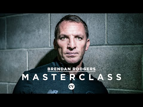 Masterclass: Brendan Rodgers, Tactics: Liverpool v Arsenal
