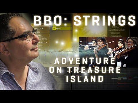 BBO: Strings & More - Adventure on Treasure Island, by Guy Bacos