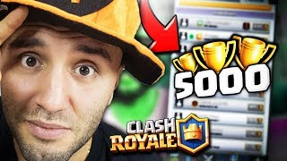 SEASON FINAL 5000+ CUP WATERS - Clash Royale