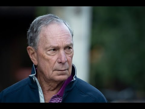 Delusional Billionaire Michael Bloomberg Jumps In Dem Primary