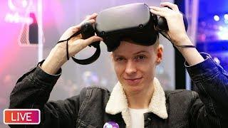 Let's talk Oculus Quest