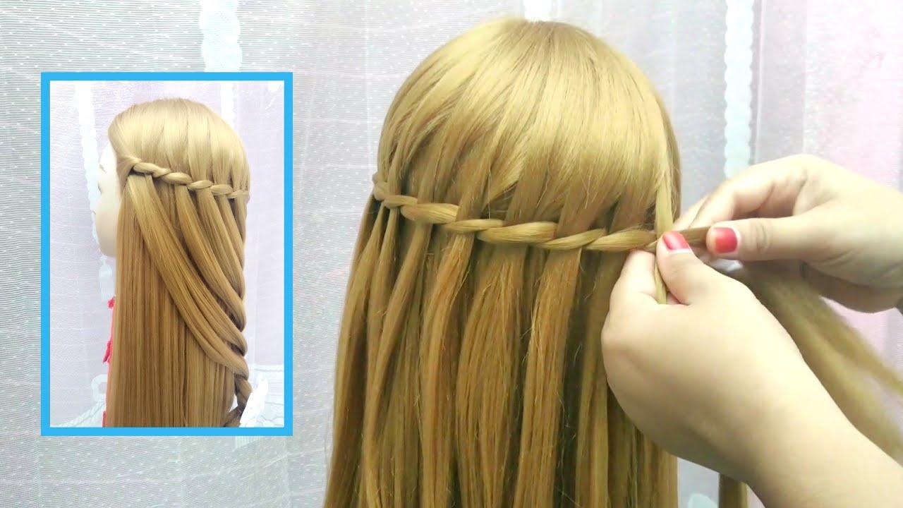 Kepang Rambut Natural