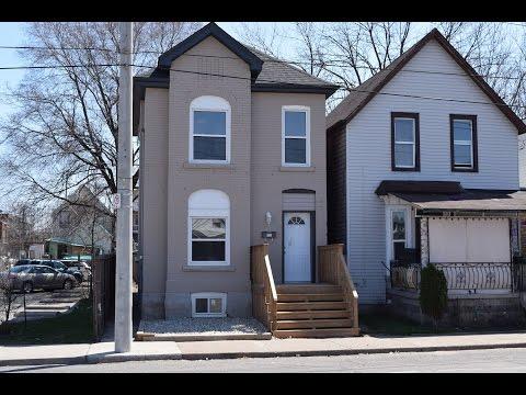 132 Birch Ave. Hamilton, Ontario, House For Sale