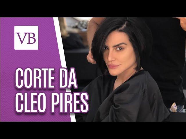 Corte da Cleo Pires - Você Bonita (12/03/19)