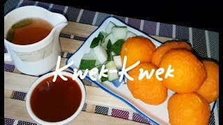 How to cook Kwek Kwek | Tokneneng
