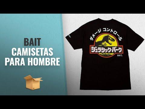 Productos 2018, Los 10 Mejores Bait: BAIT x Jurassic Park Men Damage Control Tee