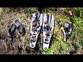Подводный поиск Нашел топор рыболовные снасти в реке russian digger mp3