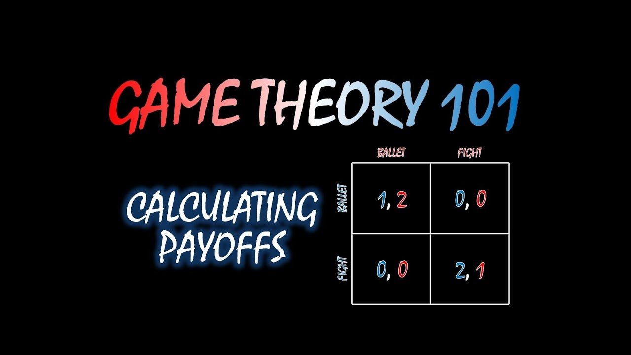 game theory 101 mooc 11 calculating payoffs youtube