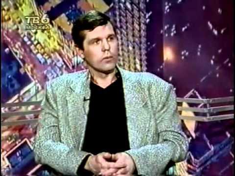 Александр Новиков в передаче «Акулы пера»